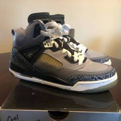 Air jordan spiz ike cool grey ...