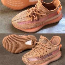 Yeezy 350 v2 clay ( toddlers )
