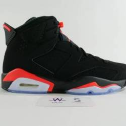 Air jordan 6 retro infrared 2019