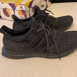 Adidas ultra boost 4 0 triple ...