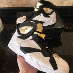 Air jordan retro 7 champagne
