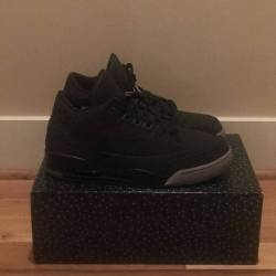 58ee6ee12888  140.00 Air jordan 5lab3 black