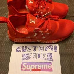 Custom adidas nmd x lv