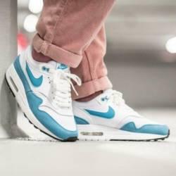 Nike air max 1 white size 6 7 ...