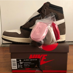 Travis scott x air jordan 1 re...