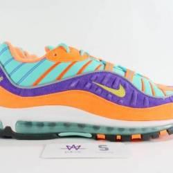 """Nike air max 98 qs """"cone"""""""