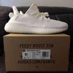 Yeezy boost 350 cream