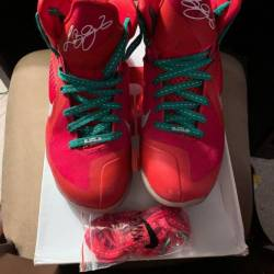 Christmas Lebron 9s.Shop Nike Lebron 9 Christmas Kixify Marketplace