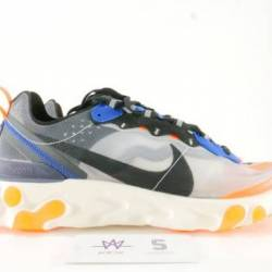 Nike react element 87 orange