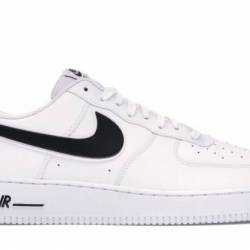 Air force 1 low  white black (...