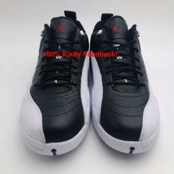 Air jordan 12 low playoff