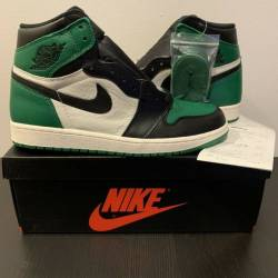 Air jordan 1 high og pine gree...