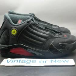 Nike air jordan xiv 14 last sh...