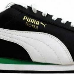 Puma roma basic jr black/white...
