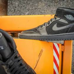 Air jordan 1 mid //black
