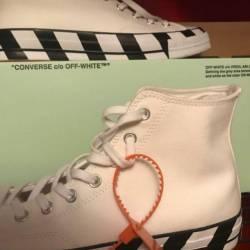 Off-white x converse chuck 70 ...