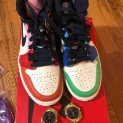 Air jordan 1 melody ehsani