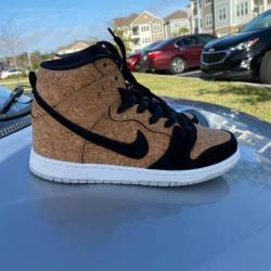 Nike cork dunks