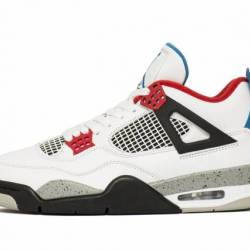 Air jordan 4 retro se what the...
