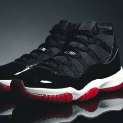 Nike air jordan 11 xi bred men...