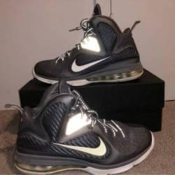 Nike lebron 9 cool grey