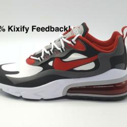 Nike air max 270 react iron gr...