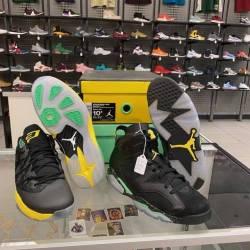 "Nike air jordan 6 ""brazil pack..."