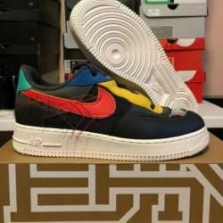 Nike air force 1 low bhm smoke...
