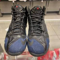 Lebron 11 ext denim qs 'denim'...