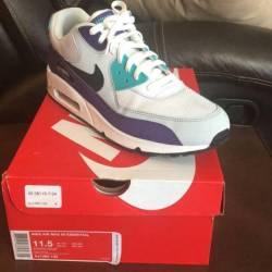 Nike wmns air max 90 hyper grape