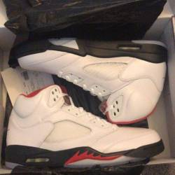 Fire red 5s 2020