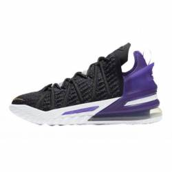 Nike lebron 18 lakers