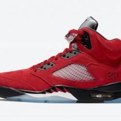 Air Jordan Retro 5 Raging ...