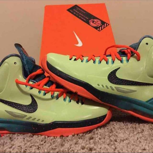 07bed1e44bb1 KD V All Star extraterrestrial size 6y