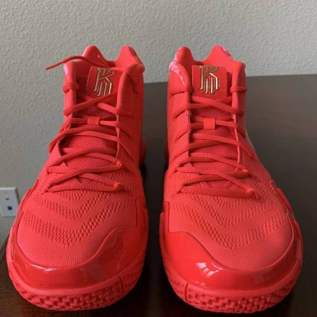 kyrie 4 red carpet for sale