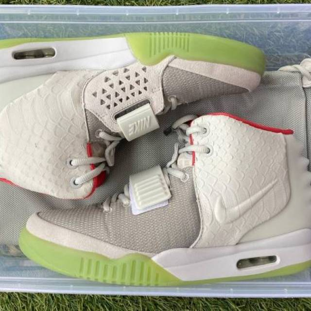 Nike Air Yeezy 2 Platinum | Europabio