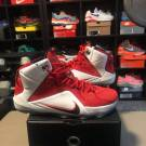 Lebron XII home - Lebron 12 Heart of a Lion - size 10