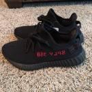 adidas Yeezy Boost 350 V2 Black Red