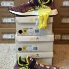 DS szs 10,12.5, and 14 Pharrell x Adidas NMD Trail 'Human Ra