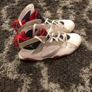 Air Jordan retro 7 Olympic 2004 edition