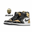 "AIR JORDAN 1 NRG RETRO HIGH OG ""GOLD TOE"" (861428-007)"