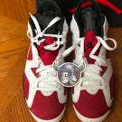 Air Jordan Retro 6 Carmine READY TO SHIP