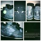 Jordan 4 KAWS Black DS 11.5