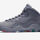 "AIR JORDAN X ""COOL GREY'"