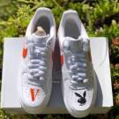 "Air Force 1 ""Vlone Playboy"" Customs"