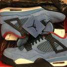 Travis Scott x Air Jordan 4 Cactus Jack Houston Oilers