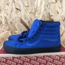 Vans SK8 HI Reissue (Black Outsole) True Blue / Black New Size 13