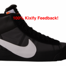 OFF-WHITE x Nike Blazer Mid Grim Reepers